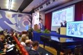 Митрополит Волоколамский Иларион выступил в МИФИ с лекцией перед участниками семинара, посвященного теологическому образованию