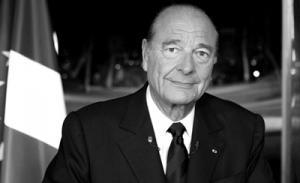 Соболезнование Святейшего Патриарха Кирилла в связи с кончиной бывшего Президента Франции Жака Ширака