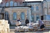 Отдел внешних церковных связей осуществил программу адресной помощи пострадавшим от наводнений в Иркутской области