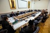 В Санкт-Петербургской духовной академии прошло второе заседание Объединенного докторского диссертационного совета