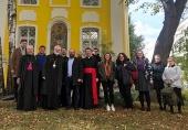 В Москве завершился Летний институт для представителей Церкви Англии