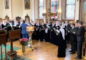 В Словакии и Чехии состоялись выступления хора Богоявленского кафедрального собора Москвы