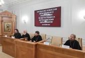 Состоялось очередное заседание комиссии Межсоборного присутствия по богословию и богословскому образованию