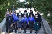 В Курской духовной семинарии открылась выставка, посвященная подвигу галлиполийцев