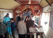 В Читинской епархии реализуется миссионерский проект «С Богом в дорогу»