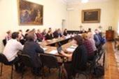Круглый стол «Церковь и современный театр» прошел в Издательском Совете
