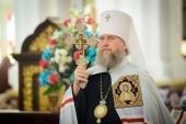 «Девиз моей жизни — много трудись, много молись и твори добро людям». Интервью митрополита Астанайского Александра