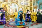 В Риге прошли торжества по случаю 80-летия со дня рождения митрополита Рижского и всея Латвии Александра