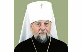 Патриаршее поздравление митрополиту Рижскому Александру с 80-летием со дня рождения