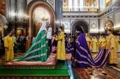 Слово Святейшего Патриарха Кирилла при вручении архиерейского жезла Преосвященному Амвросию (Шевцову), епископу Светлогорскому