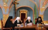 В Москве состоялось заседание Высшего общецерковного суда
