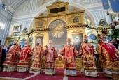 В Санкт-Петербургской духовной академии прошел актовый день