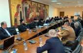 Председатель ОВЦС принял участие в научно-богословской конференции в Великотырновском университете