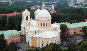 Святейший Патриарх Кирилл посетит Санкт-Петербург