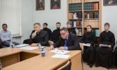 В Санкт-Петербурге прошел круглый стол «Нравственные ценности и молодежь»