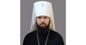 Патриаршее поздравление митрополиту Корсунскому Антонию с 35-летием со дня рождения