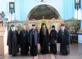 Члены Коллегии Синодального отдела по монастырям и монашеству посетили монастыри Оренбургской епархии