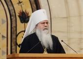 Поздравление Святейшего Патриарха Кирилла Блаженнейшему Митрополиту всей Америки и Канады Тихону по случаю дня тезоименитства
