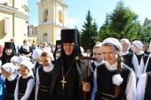К 25-летию открытия Покровского ставропигиального женского монастыря