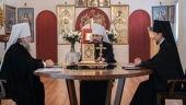 Состоялось первое заседание Синода Патриаршего экзархата Юго-Восточной Азии
