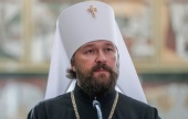 Metropolitan Hilarion of Volokolamsk: The rupture with Constantinople has not damaged either the Russian or the Ukrainian Church