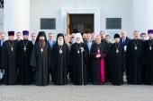 В Минске состоялась международная конференция «Митрополит Никодим: путь служения Церкви»