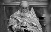 Патриаршее соболезнование в связи с кончиной ключаря Богоявленского кафедрального собора г. Москвы протоиерея Николая Степанюка