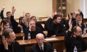 Заведующим кафедрой богословия Московской духовной академии избран протоиерей Павел Великанов