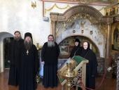 Представители Межведомственной комиссии по вопросам образования монашествующих посетили Костромскую митрополию