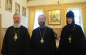 Комиссия Синодального отдела по монастырям и монашеству посетила монастыри Брянской епархии
