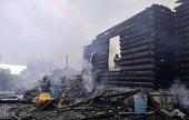 В Курганской епархии восстанавливают пострадавшую от пожара церковь Казанского Чимеевского монастыря