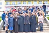 В Салаватской епархии состоялся епархиальный слет молодежи