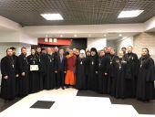 Сборы капелланов Центрального военного округа проходят в Уфе