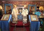 Митрополит Сингапурский Сергий совершил Литургию в Покровском храме в Сиднее