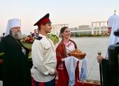 Святейший Патриарх Кирилл прибыл в Ростов-на-Дону