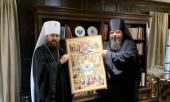 Председатель ОВЦС посетил Синодальную резиденцию Русской Зарубежной Церкви в Нью-Йорке