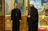 Завершилась поездка председателя ОВЦС митрополита Волоколамского Илариона в США