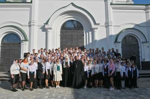 26-27 октября состоялся Первосвятительский визит Святейшего Патриарха Кирилла в Донскую митрополию