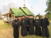 Члены коллегии Синодального отдела по монастырям и монашеству посетили Череповецкую епархию