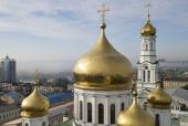 Святейший Патриарх Кирилл: Сама история нашей страны является чудом Божиим