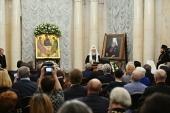 Святейший Патриарх Кирилл возглавил церемонию вручения Макариевских премий в области гуманитарных наук за 2018/2019 годы