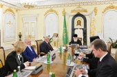 Святейший Патриарх Кирилл возглавил заседание Попечительского совета Костромского кремля