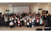 В Алма-Ате прошла церемония награждения победителей организованного Астанайской епархией IХ Детско-юношеского фестиваля земли Семиречья