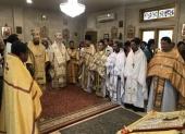 В храме апостола Фомы в Джакарте состоялось соборное служение духовенства Индонезийской миссии