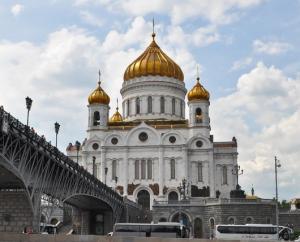 В Храме Христа Спасителя состоялся торжественный прием по случаю присоединения Архиепископии западноевропейских приходов русской традиции к Русской Православной Церкви