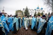 Торжества в честь Казанской иконы Божией Матери состоялись в столице Татарстана