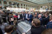 Финансово-хозяйственное управление приняло участие в международной выставке по реставрации «Denkmal, Россия — Москва 2019»
