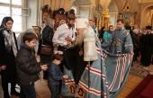 В праздник Казанской иконы Божией Матери Патриарший наместник Московской епархии возглавил богослужение в Новодевичьем монастыре г. Москвы