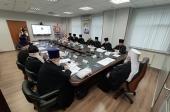 Председатель Синодального комитета по взаимодействию с казачеством возглавил заседание Коллегии казачьих войсковых священников