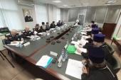 Состоялось заседание профильной комиссии по взаимодействию с Русской Православной Церковью в составе Совета при Президенте РФ по делам казачества
